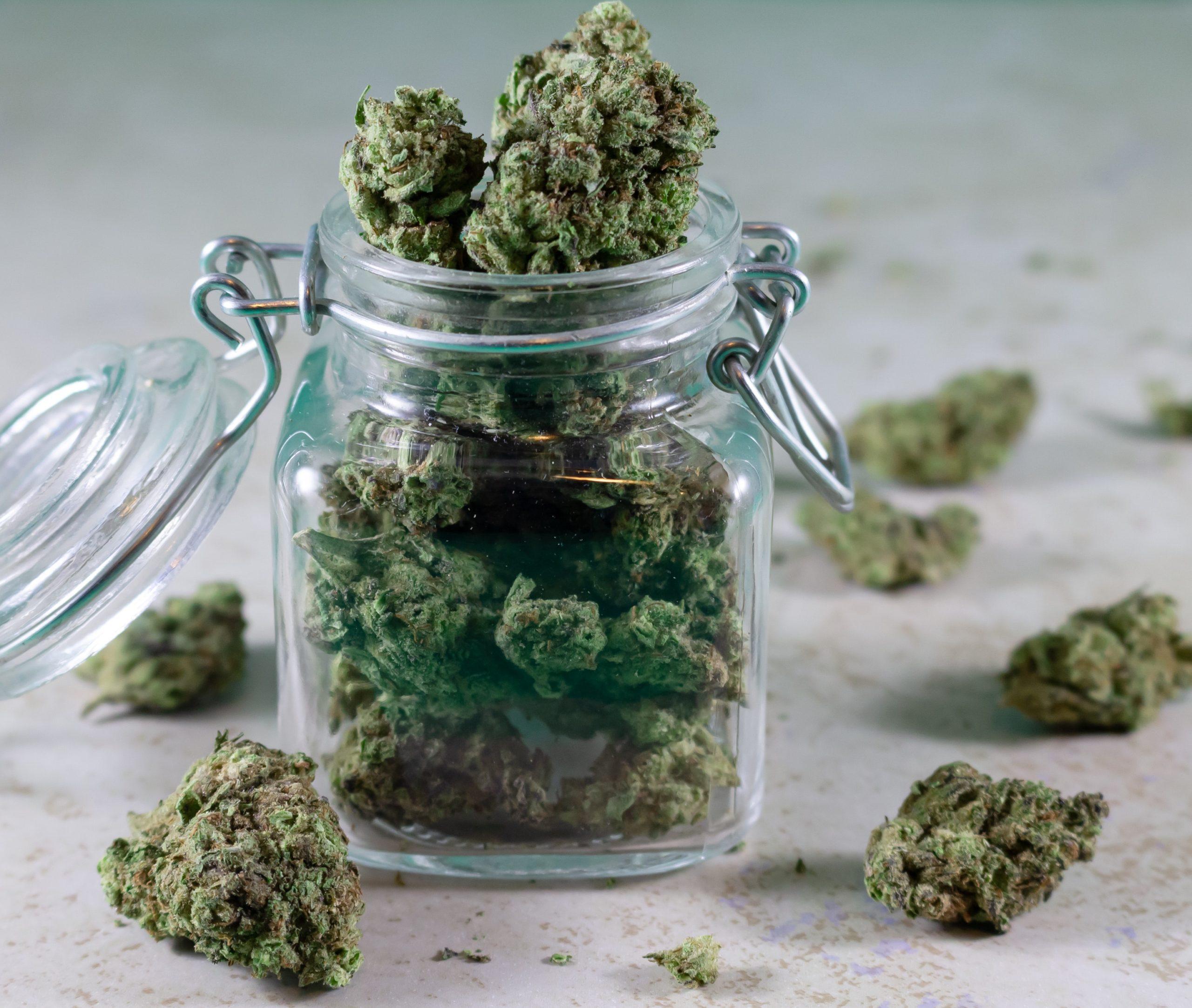 dispensary marijuana